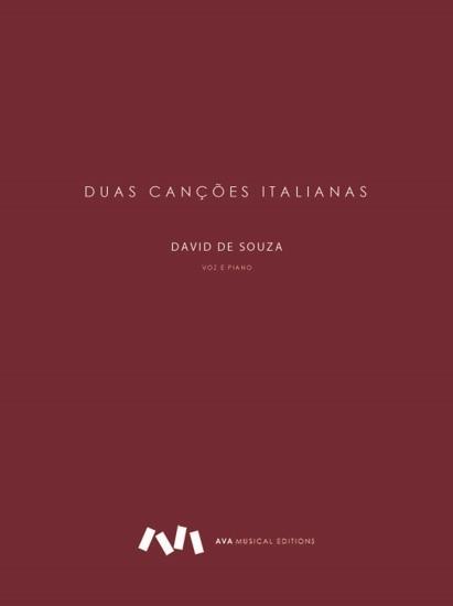 Imagem de 2 Canções Italianas