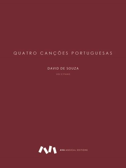 Imagem de 4 Canções Portuguesas