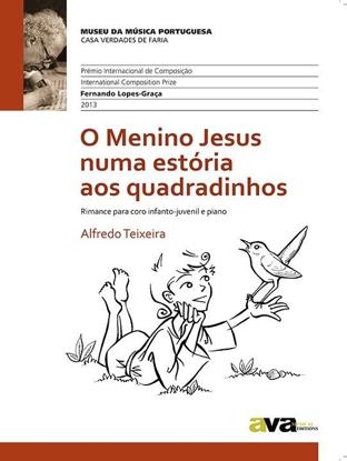 Picture of O Menino Jesus numa estória aos quadradinhos