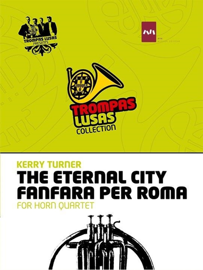 Picture of The Eternal City Fanfarra per Roma