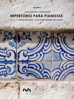 Imagem de Repertório para pianistas - VOLUME V