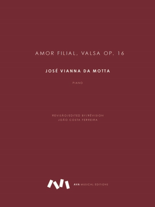 Picture of Amor Filial, Valsa op. 16