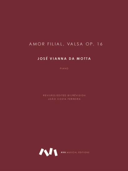 Imagem de Amor Filial, Valsa op. 16