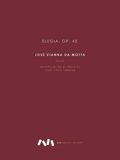 Imagem de Elegia, op. 45