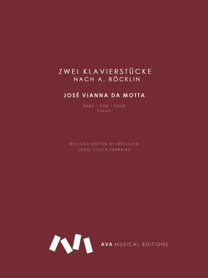 Imagem de Zwei Klavierstücke nach A. Böcklin