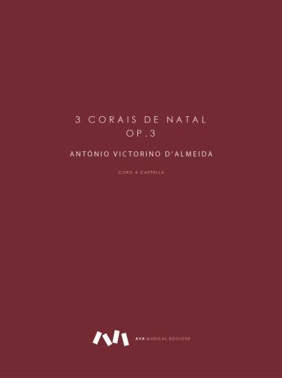 Imagem de 3 Corais de Natal   op.3