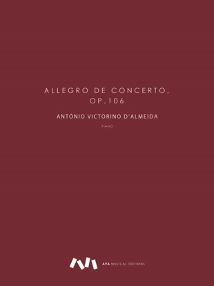 Picture of Allegro de Concerto op.106