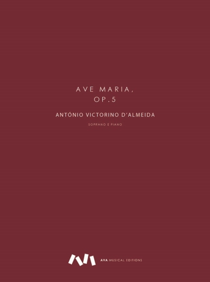 Picture of Ave Maria, op.5