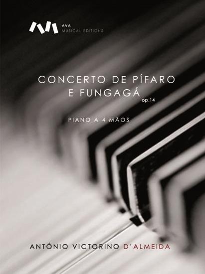 Imagem de Concerto de Pífaro e Fungágá op.14