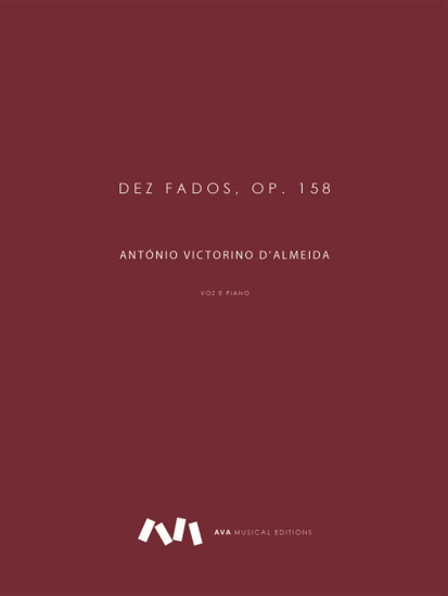 Picture of Dez Fados, op. 158