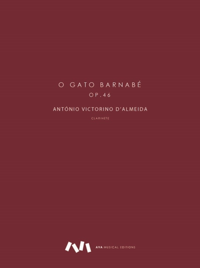 Picture of O gato Barnabé, op.46