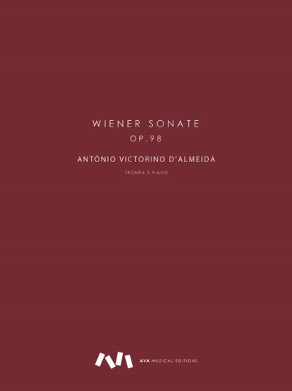 Picture of Wiener Sonate, op. 98