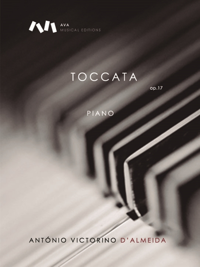 Picture of Toccata, op.17