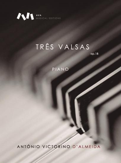 Imagem de Três Valsas, op. 18