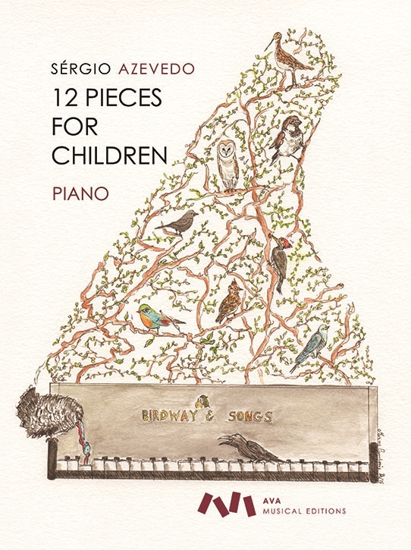 Picture of 12 Pieces for Children