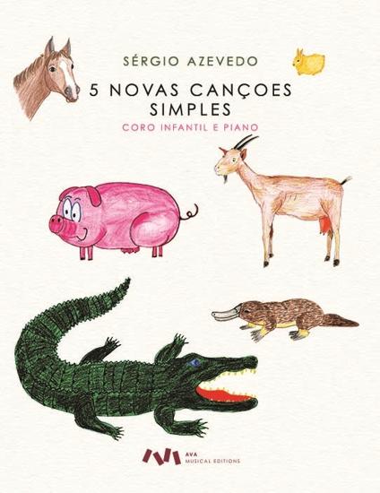 Picture of 5 (Novas) Canções Simples