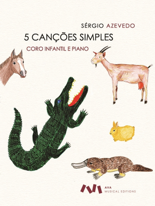 Picture of 5 Canções Simples