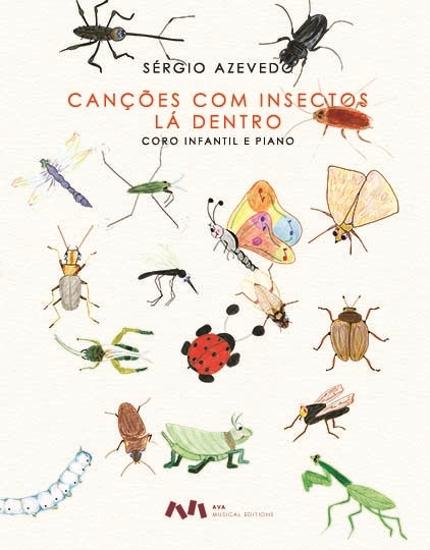 Picture of Canções com Insectos lá dentro