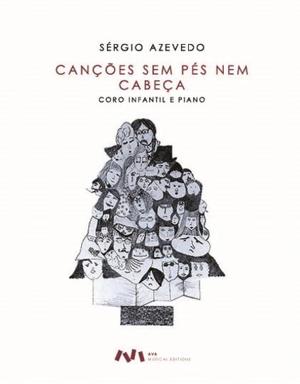 Picture of Canções sem Pés nem Cabeça