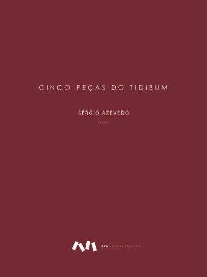Imagem de Cinco Peças do Tidibum