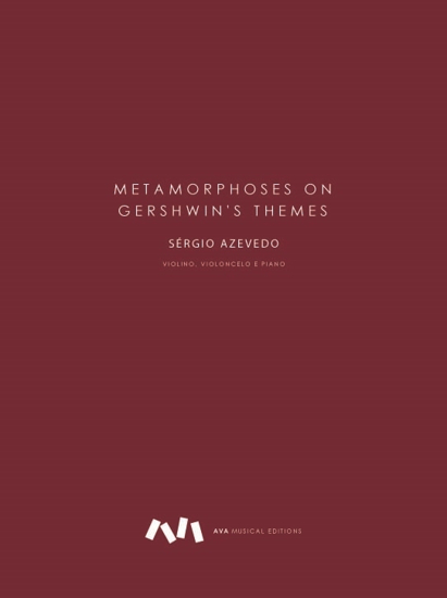 Picture of Metamorphoses on Gershwin's Themes