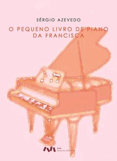 Imagem de O Pequeno Livro de Piano da Francisca