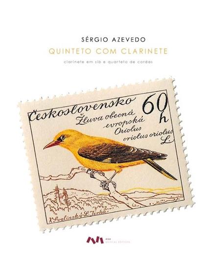 Imagem de Quinteto com Clarinete