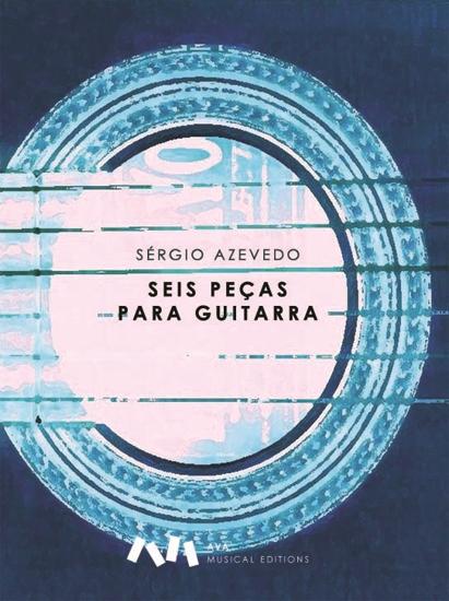 Picture of Seis Peças para Guitarra