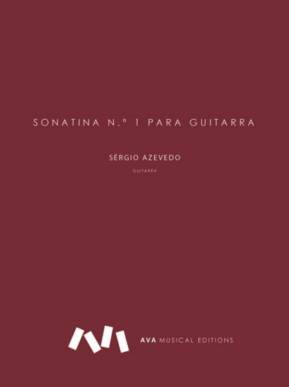 Picture of Sonatina n.º1 para Guitarra