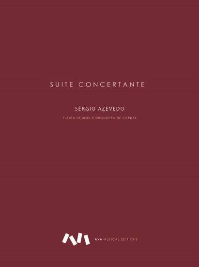 Imagem de Suite Concertante (versão com flauta doce)
