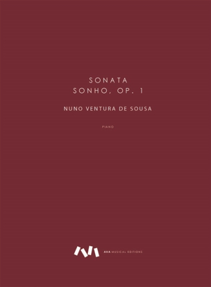 Imagem de Sonata – Sonho, op. 1