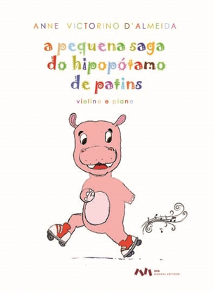 Picture of A Pequena Saga do Hipopótamo de Patins