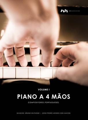 Imagem de Repertório para pianistas - Piano a 4 mãos, Vol. I