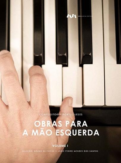Picture of Repertório para pianistas - Obras para a mão esquerda