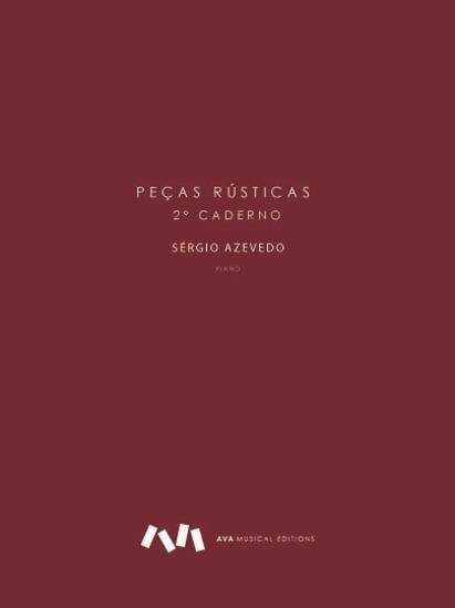 Picture of Peças Rústicas (2º Caderno)
