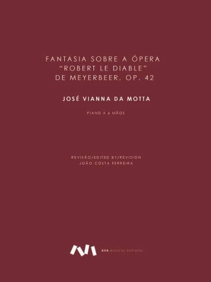"Picture of Fantasia sobre a ópera ""Robert le Diable"" de Meyerbeer, op. 42"