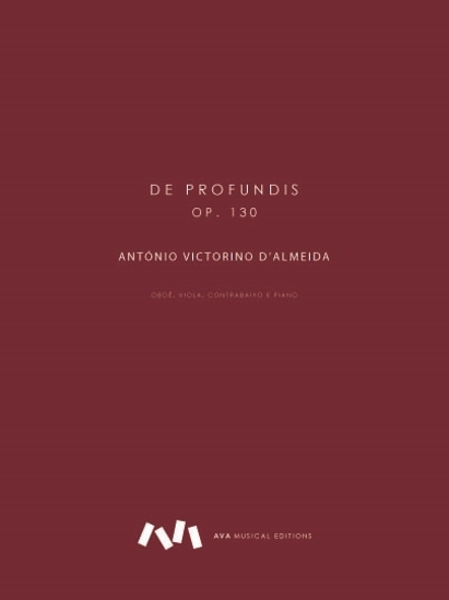 Picture of De Profundis, op. 130