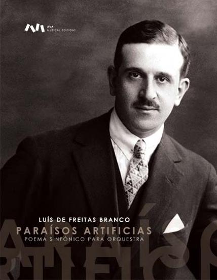 Picture of Paraísos Artificiais - Partitura Estudo