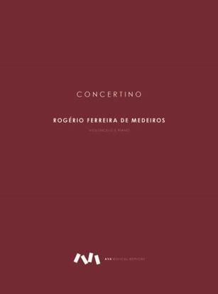 Picture of Concertino para Violoncelo e Piano