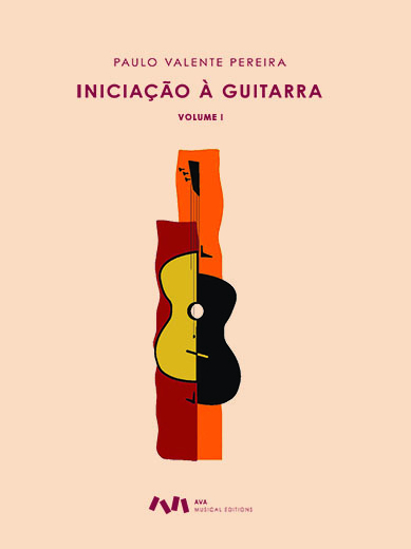 Picture of Iniciação à guitarra, Vol. I