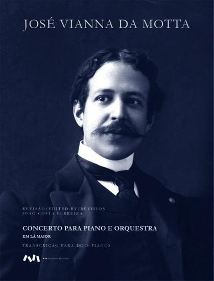 Picture of Concerto para piano e Orquestra em lá maior, Transcrição para dois pianos