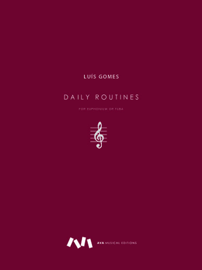 Picture of Daily Routines - Treble clef