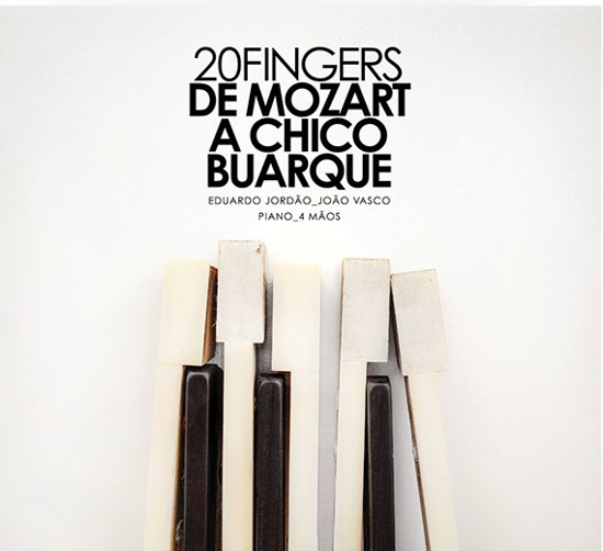 Picture of 20 Fingers - de Mozart a Chico Buarque