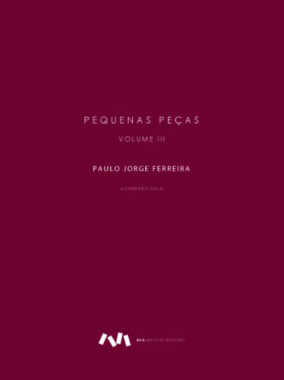 Picture of Pequenas Peças - Vol. III
