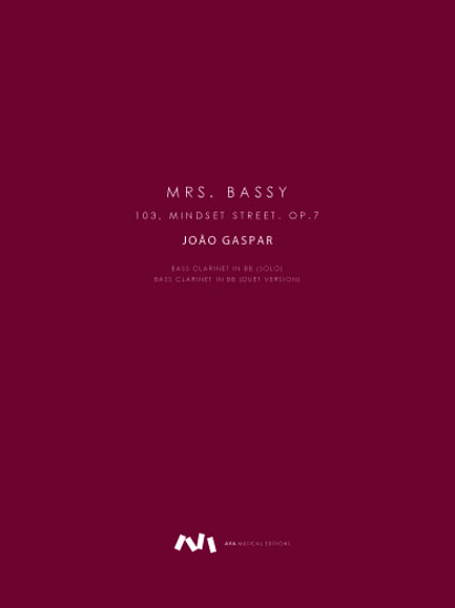 Picture of Mrs. Bassy, AG7