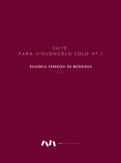 Picture of Suite para Violoncelo solo nº 1