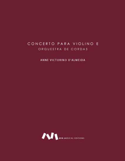 Picture of Concerto para Violino e Orquestra de Cordas