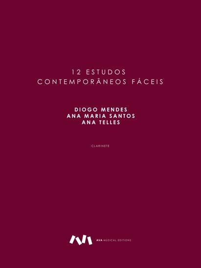 Picture of 12 Estudos Contemporâneos fáceis