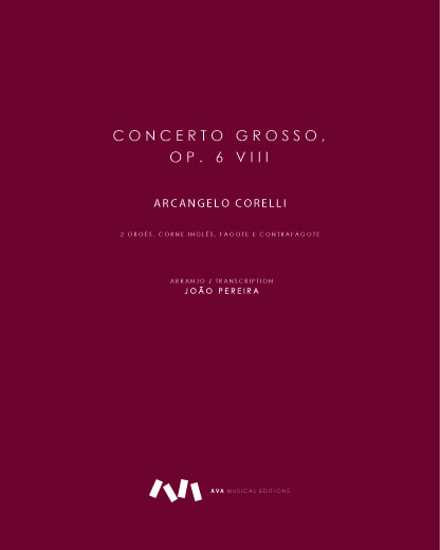 Picture of Concerto Grosso, Op. 6 VIII