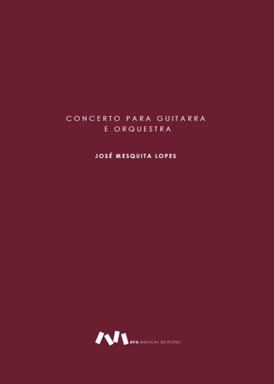 Picture of Concerto para Guitarra e Orquestra
